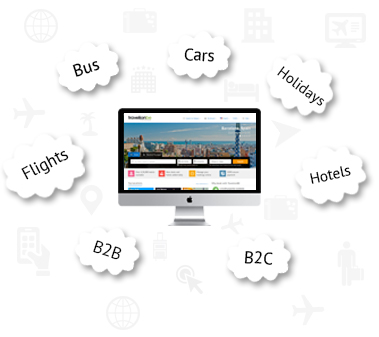 1 Travel Portal Developmnet
